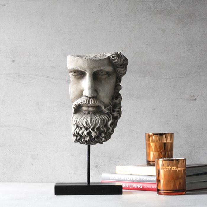 Adonis Greek Sculpture | Home Artisan | The House Of Things | 700 x 700 jpeg 291kB