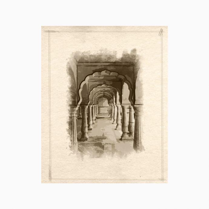 Jaipur Architectural Series - IV