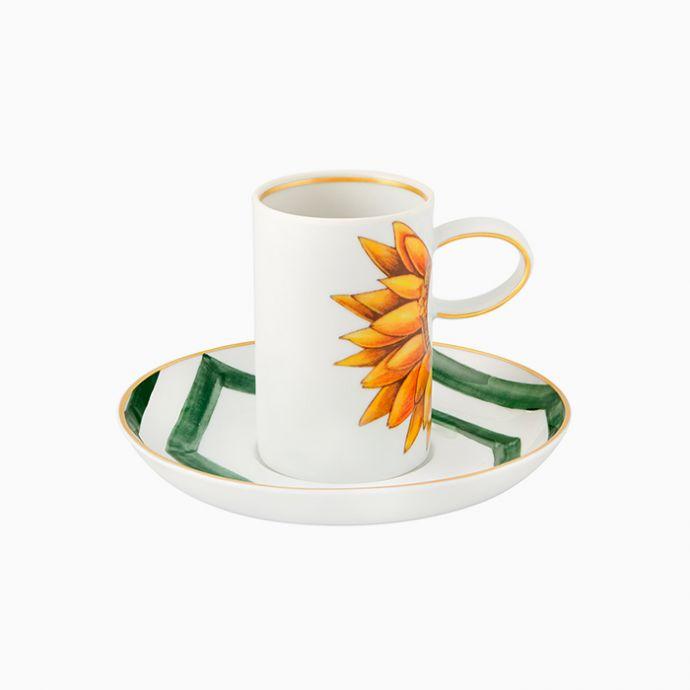 Coffee Cup & Saucer - Amazōnia