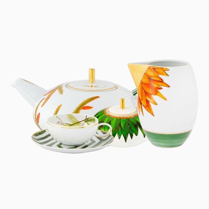 15 Piece Tea Set - Amazōnia