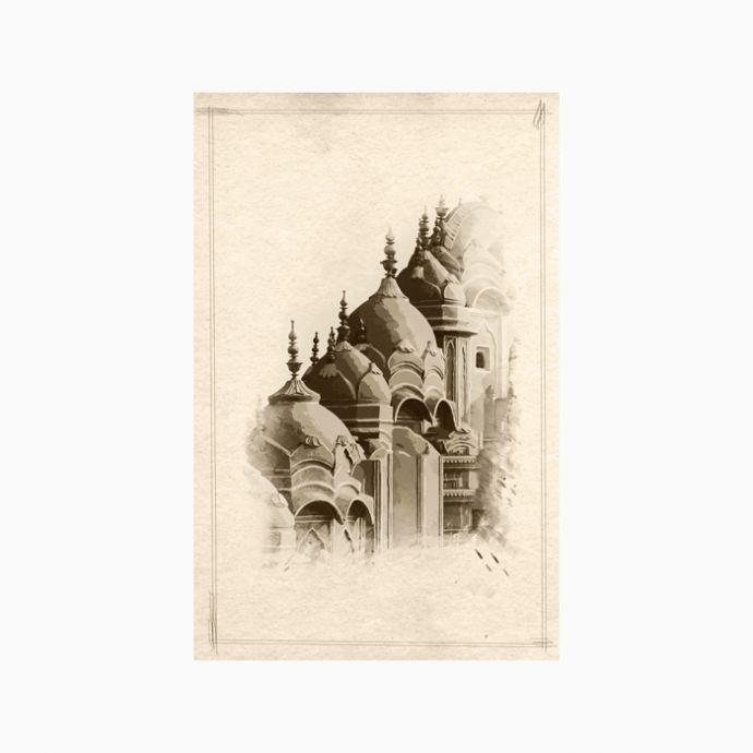 Jaipur Architectural Series - VII