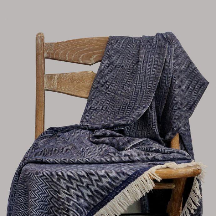 Adam's Blanket - Blue