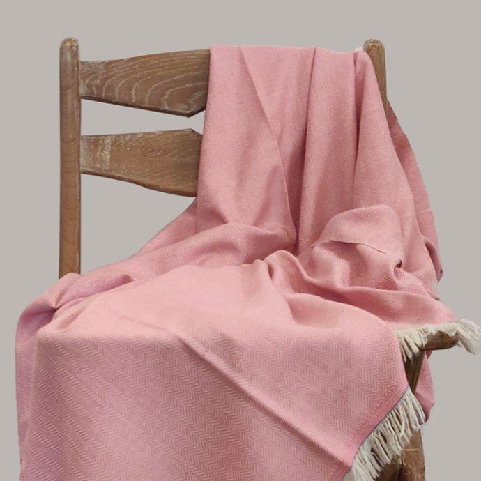 Adam's Blanket - Pink