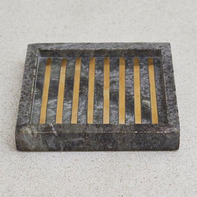 Akichi Stripe Tray