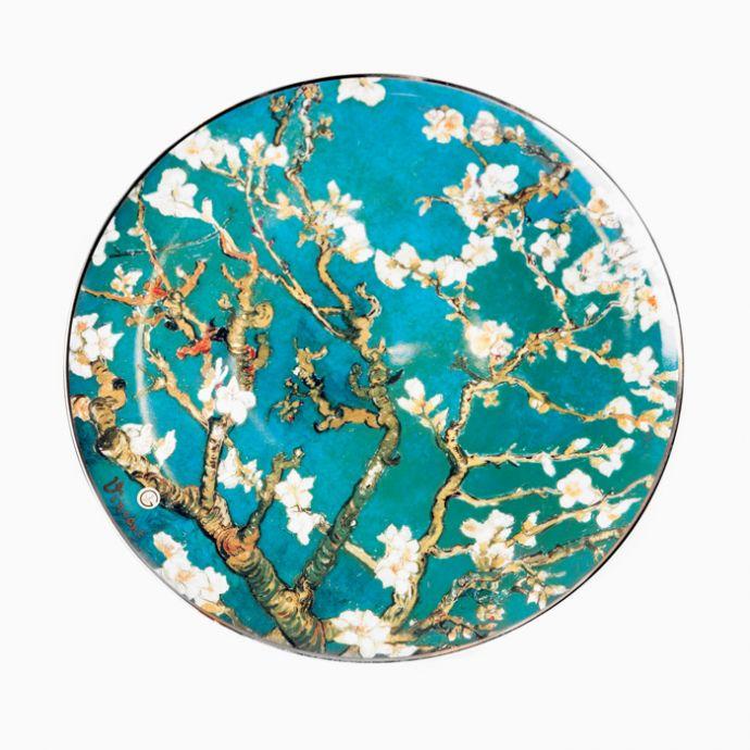 Almond TREE Deco Plate