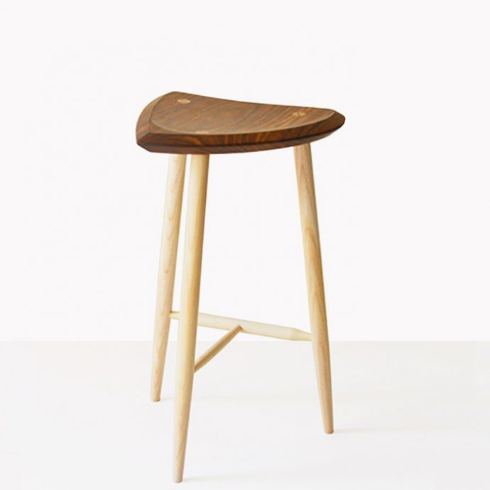 Two-toned Bar stool