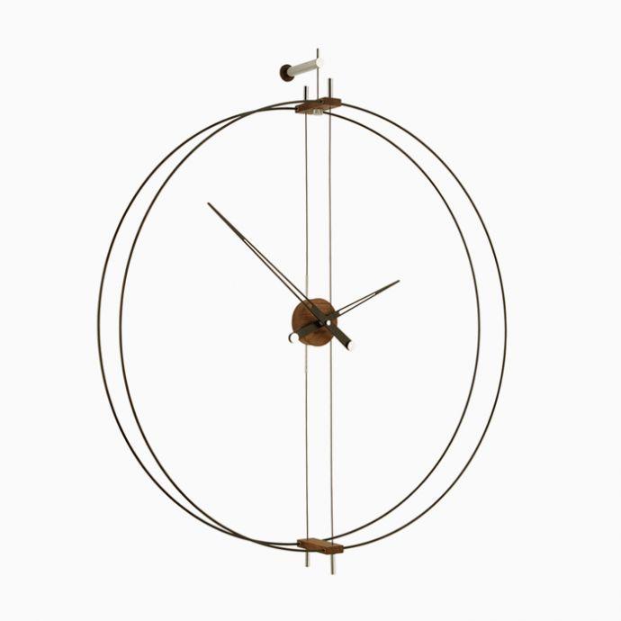 Barcelona Nomon Clock