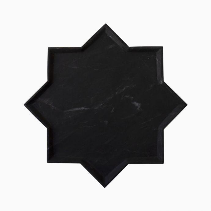 Black Star Plate