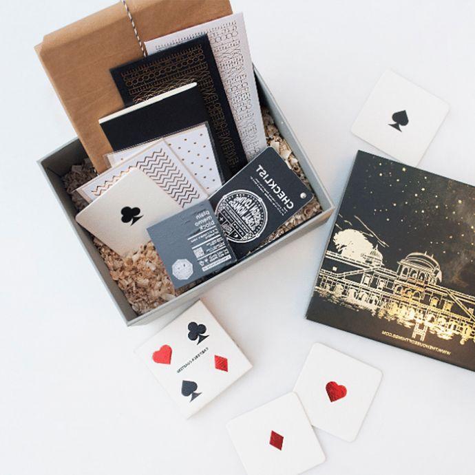 Bold Stationery Gift Set