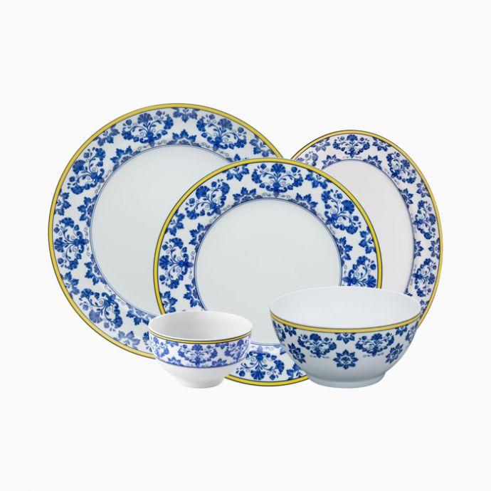 Castelo Branco 21 Pieces Dinner Set