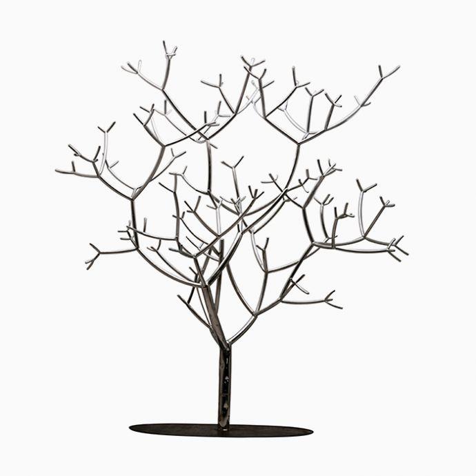 Champa Tree Silver