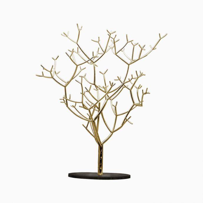 Champa Tree Gold