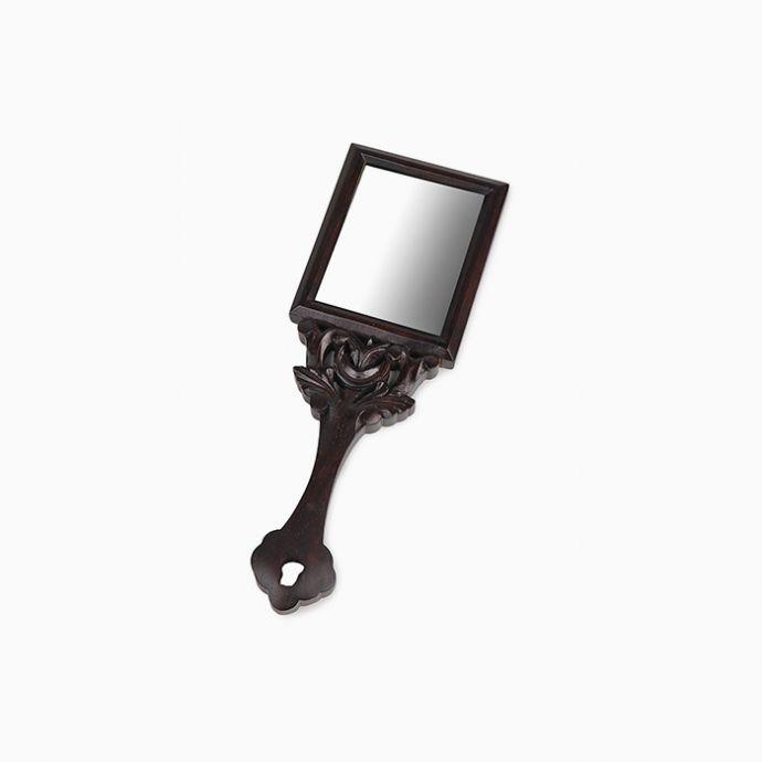 Chettinad Handheld Mirror