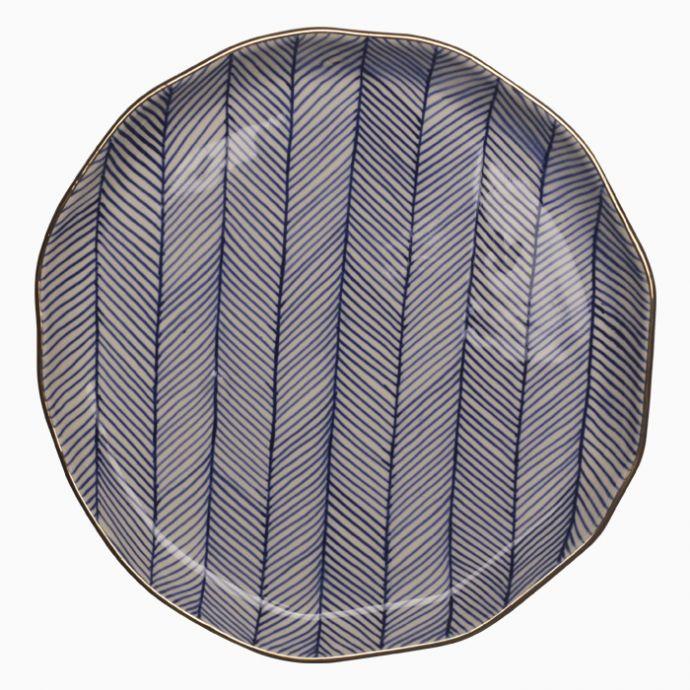 Chevron Plate