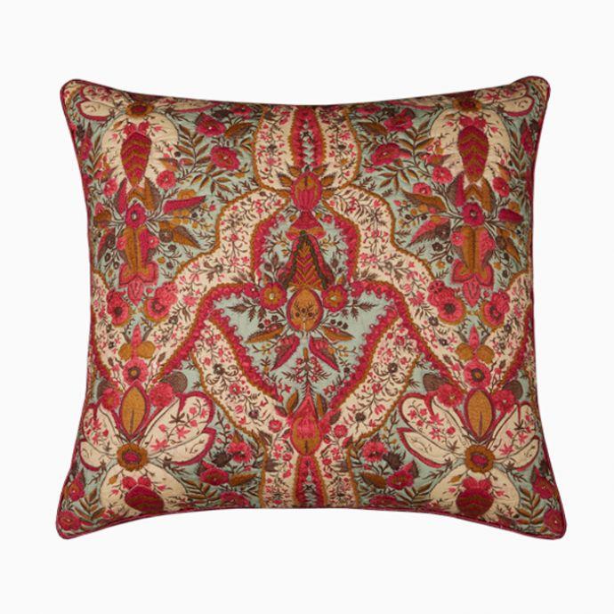 Chidambaram Square Cushion WithFiller