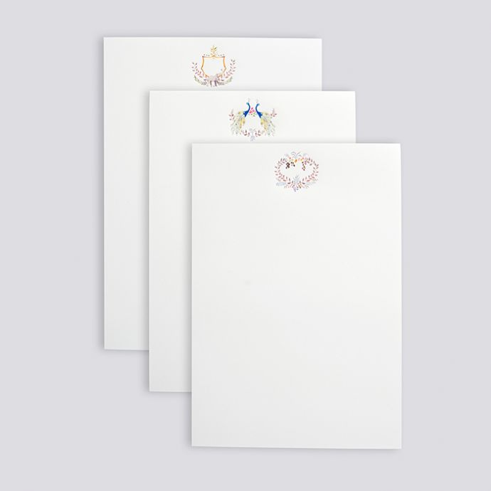 Correspondance Paper - Crests