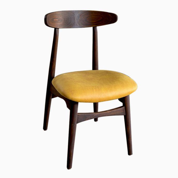 DD Dining Wood Chair