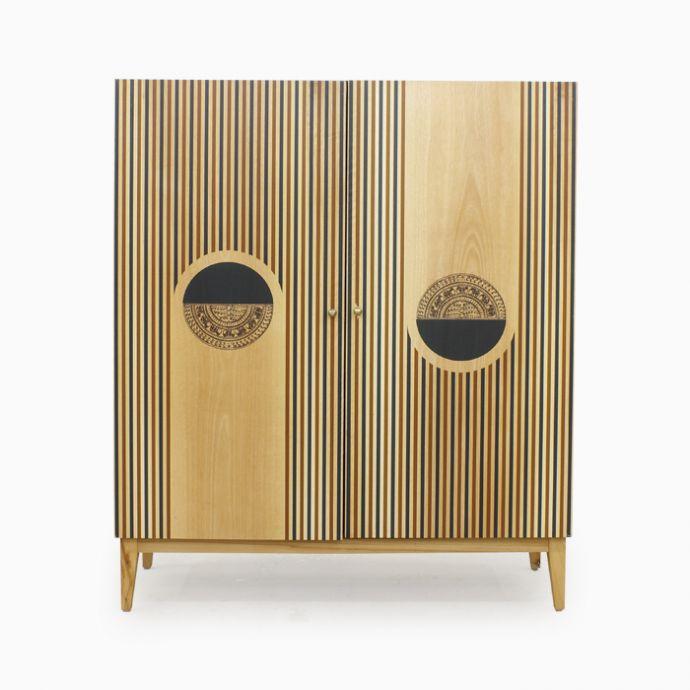 Debu Storage Cabinet