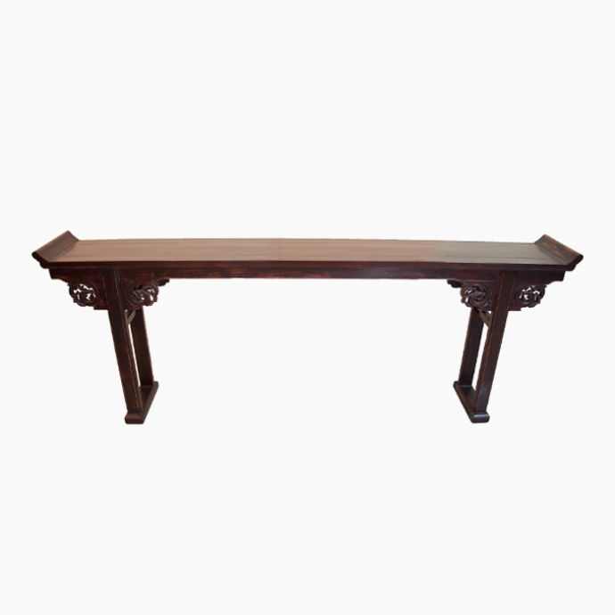 Recessed Leg Alter Table
