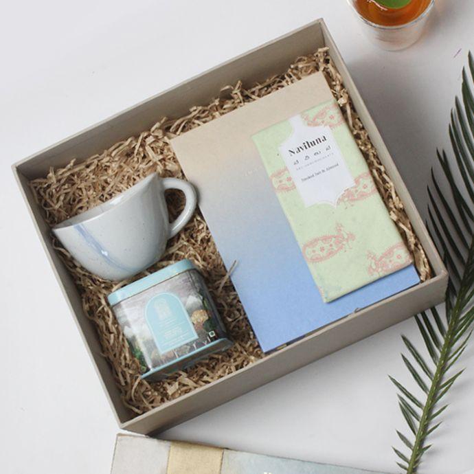 Interlude Gift Box - Blue