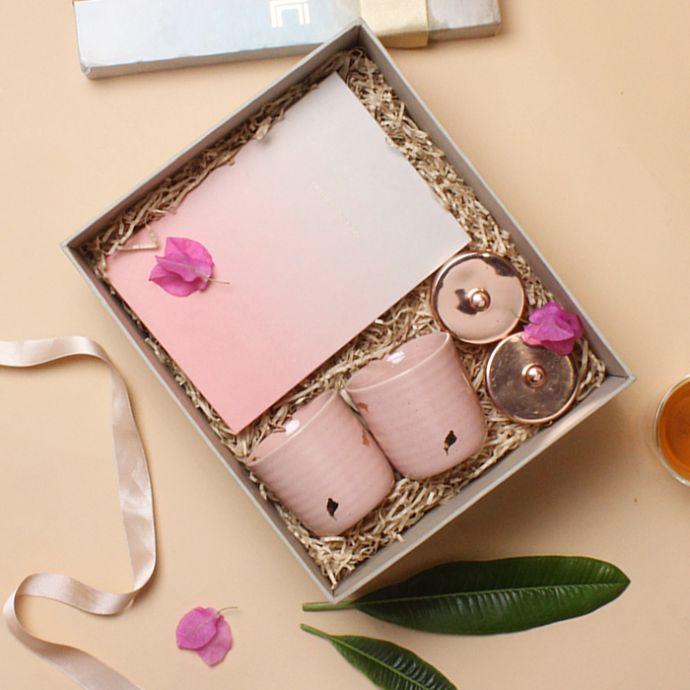 Interlude Gift Box - Pink