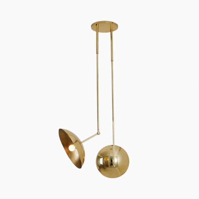 Tango 2 Brass Bowl