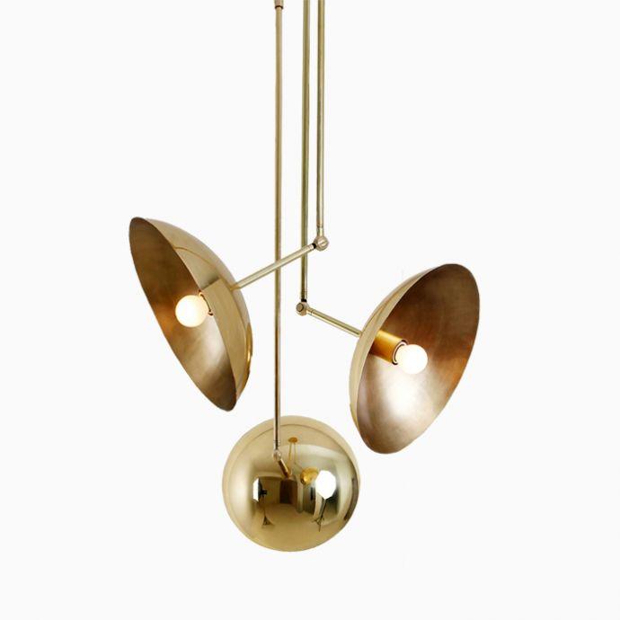 Tango 3 Brass Bowl