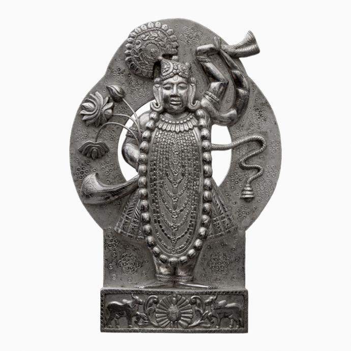 "Krishna ""Shrinathji"" Statue"