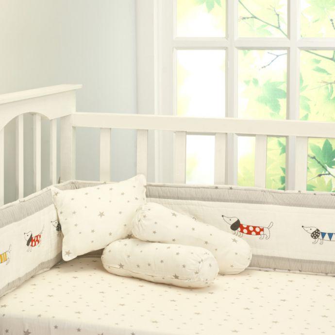 Puppy Love Pillows + Sheet
