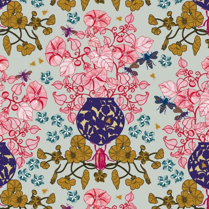Bouquet Wallpaper Fragment