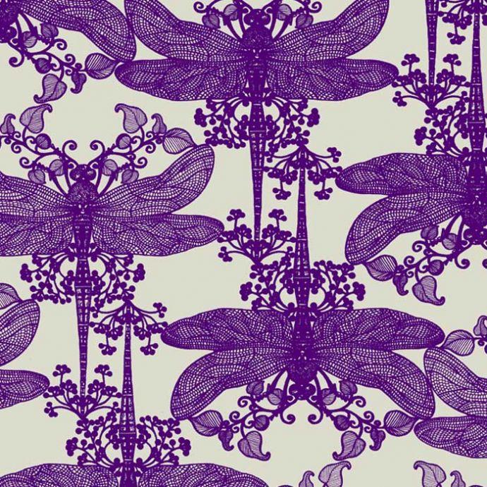 Lace Wallpaper Fragment