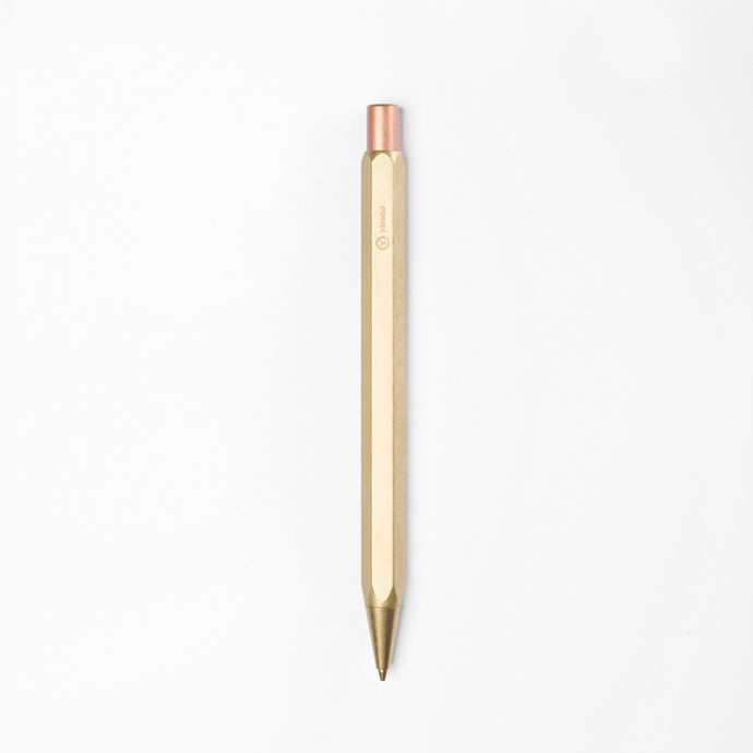 Brass and Copper Mechanical Pencil