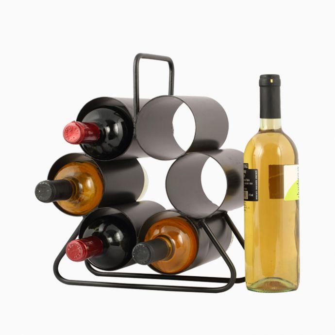 Revolver Table Wine & Bar Rack