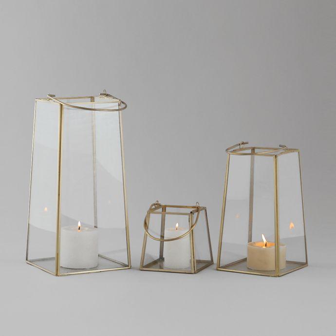 Geo Lantern Set Of 3