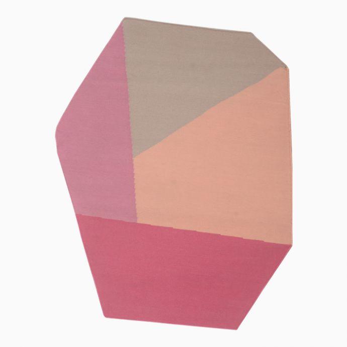 Geometric Handwoven Dhurrie