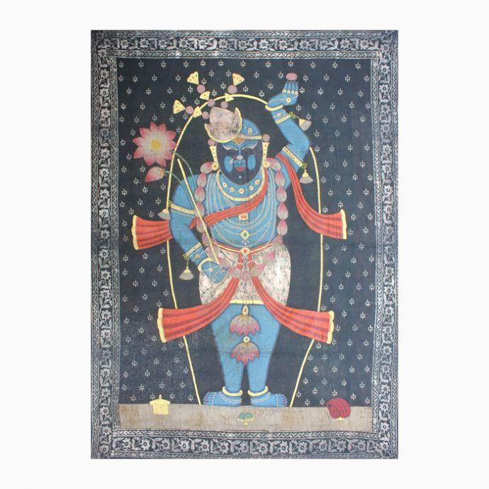 "Shrinathi ""Ushna-Kaal"" Shringaar"