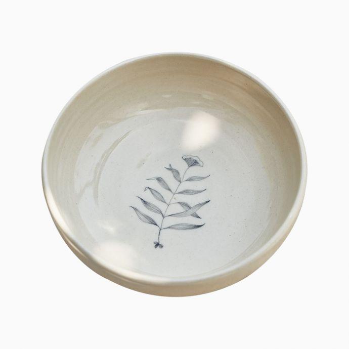 Gulab Pasta/Salad Bowls (Set of 2)