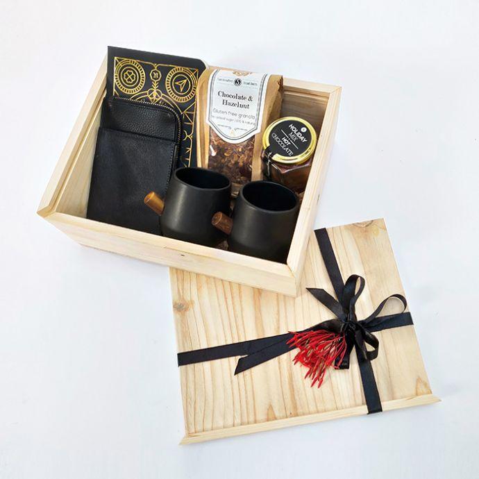 Black is Back Gift Set
