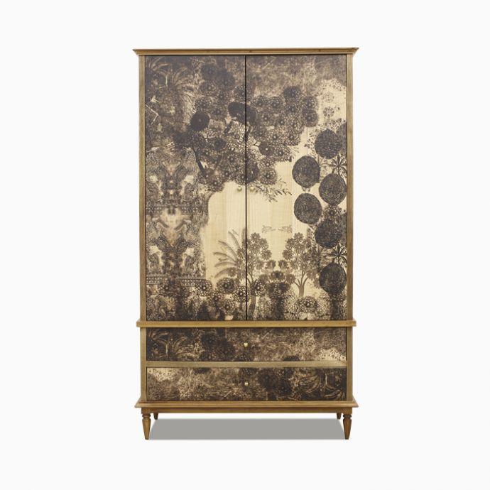 Verdure Art Cabinet