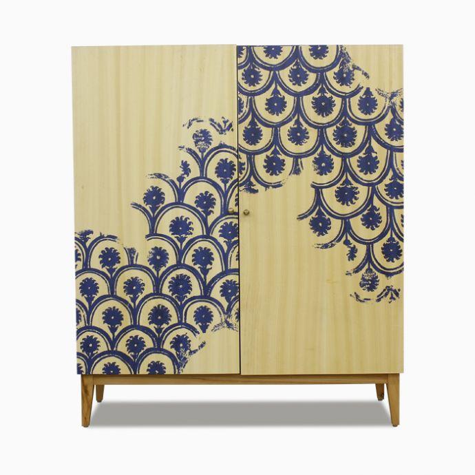 Jaipur Art Cabinet