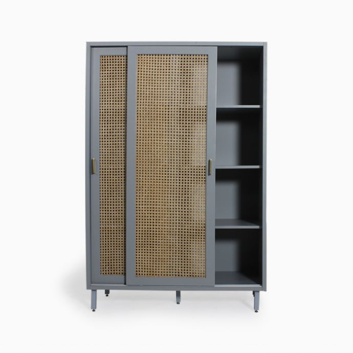 Angie Wicker Cabinet
