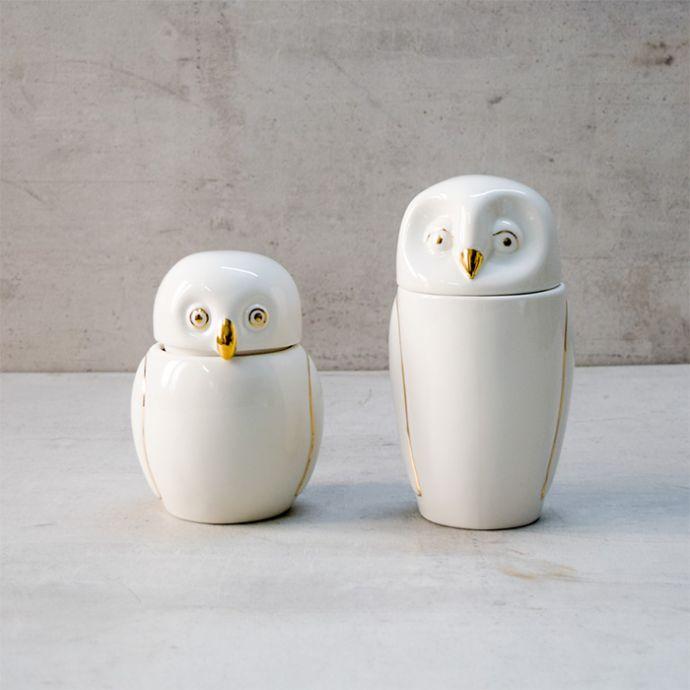 Hedwig Ceramic Jar