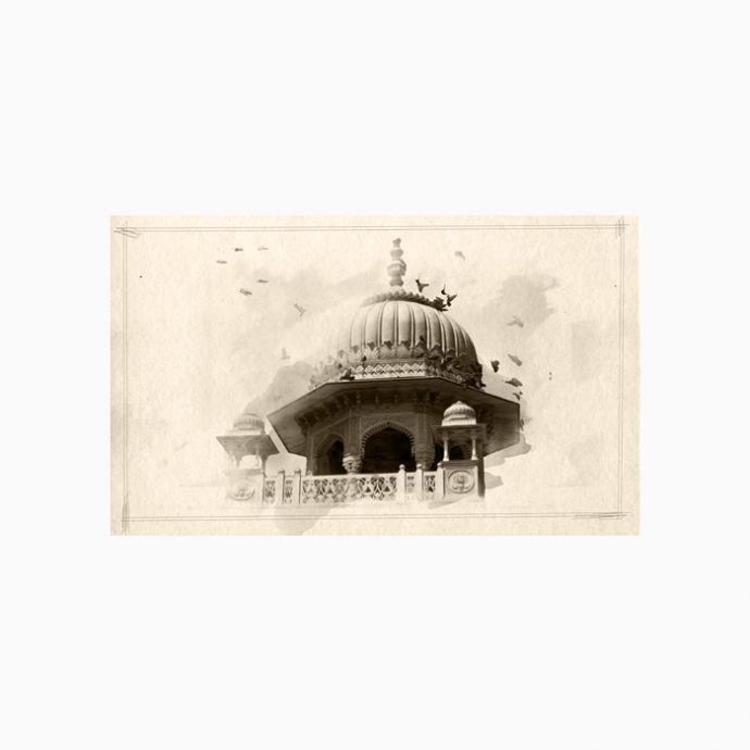 Jaipur Architectural Series - XVIII