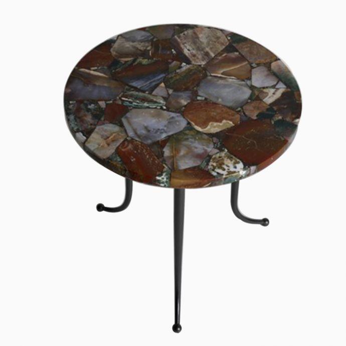 Jasper Stone Table