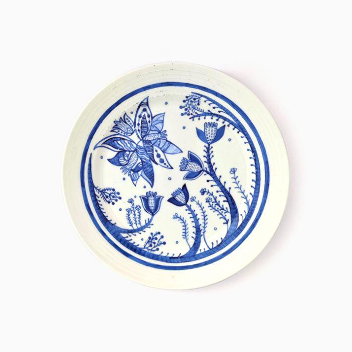 Jodi Hand Painted Zeenat Plate