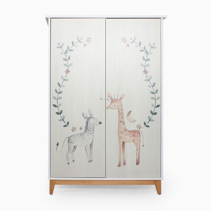 Animal Safari Cabinet