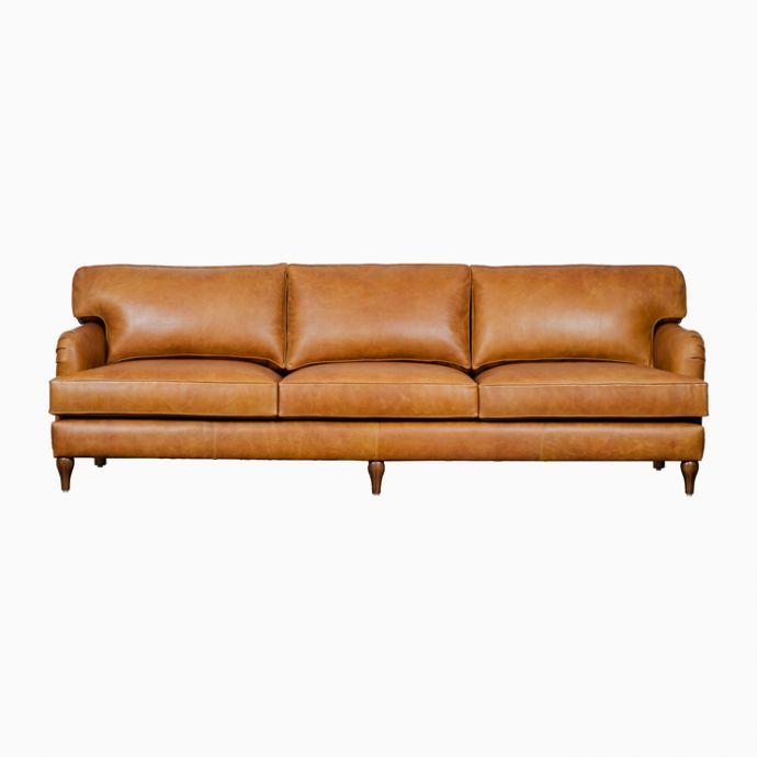 Lancashire Round Arm Sofa