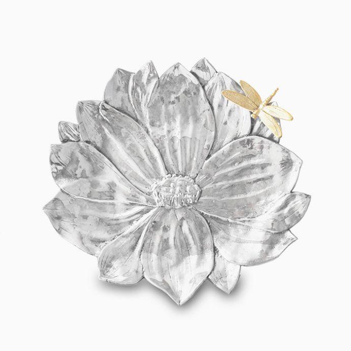 Lotus Medium Plate