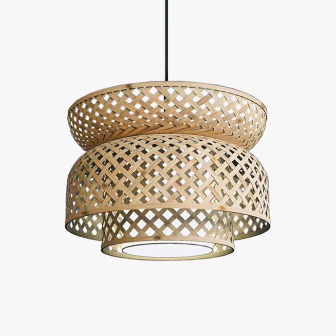 Pendant Lotus Lamp