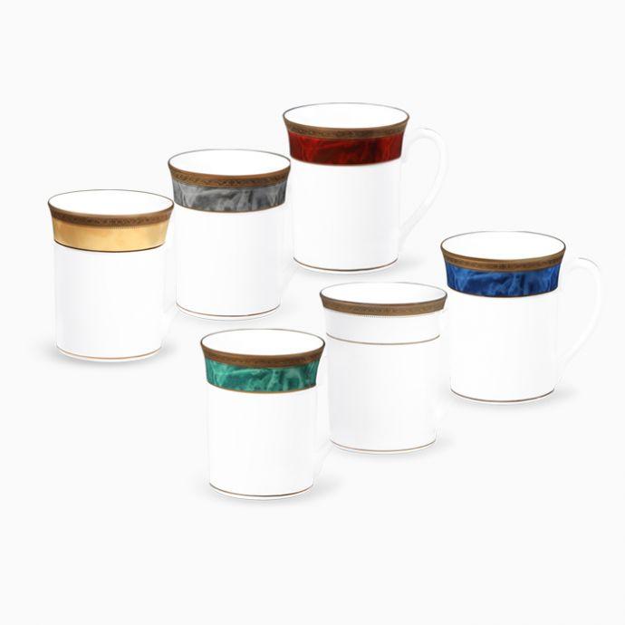 Majestic Mug - Set Of 6